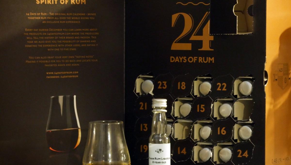 Fijian Rum Liqueur 8 ans [139/365]