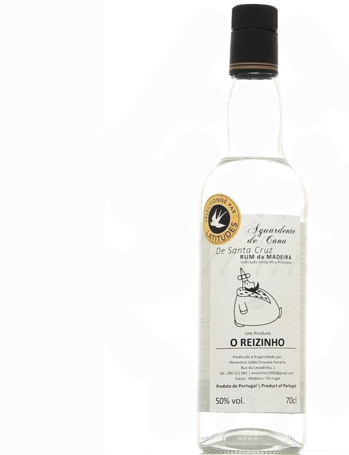 Latitudes O Reizinho – Rhum blanc agricole de Madère [174/365]