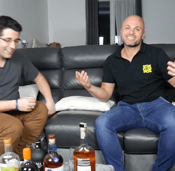 Interview de Yann Lef – Compagnons du Rhum