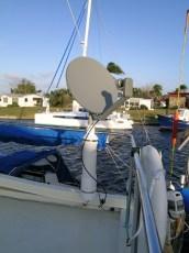Follow me TV antenna