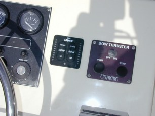 Trim tab controls