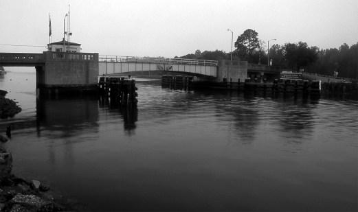 Old Palm Valley Draw Bridge