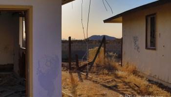 Boron Estates Abandoned Facility