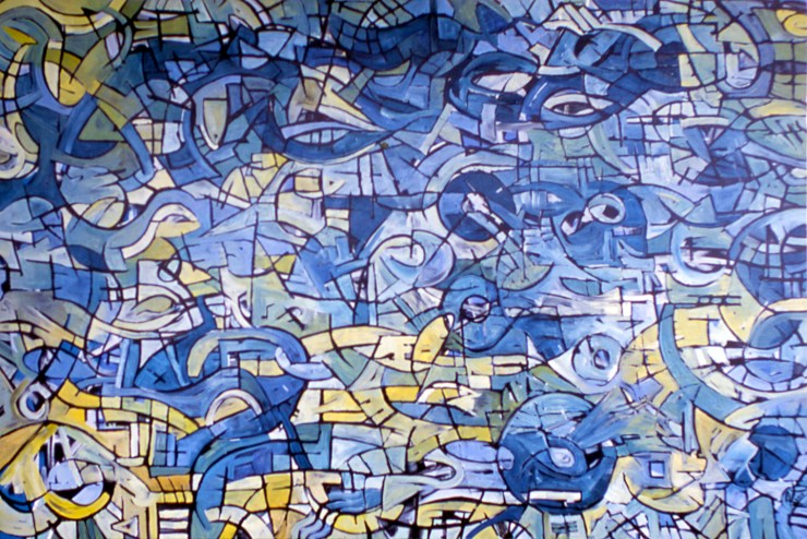 Blue Sunday by Rhyan Taylor