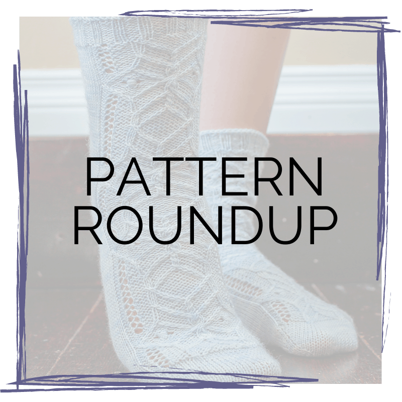 Pattern Roundup: Winter Wonderland