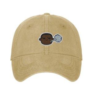 Tan Piff Hat