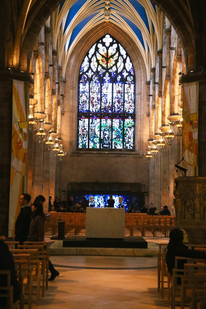 Travel St Giles Cathedral And Thistle Chapel Rhyme Amp Ribbons