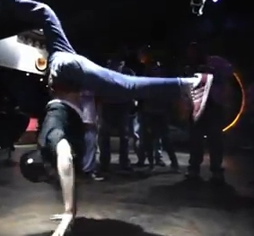 Supreme Royal @ Fête | BBoy Cypher Battle | 4.19.12 | Video Trapped The Rapper All New England Tour 2012