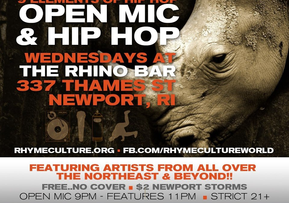 Live Hip Hop | WEDNESDAYS @ Rhino Bar