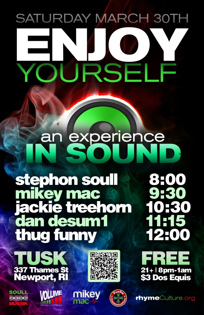 Enjoy Yourself @ TUSK | Saturday 3.30.13