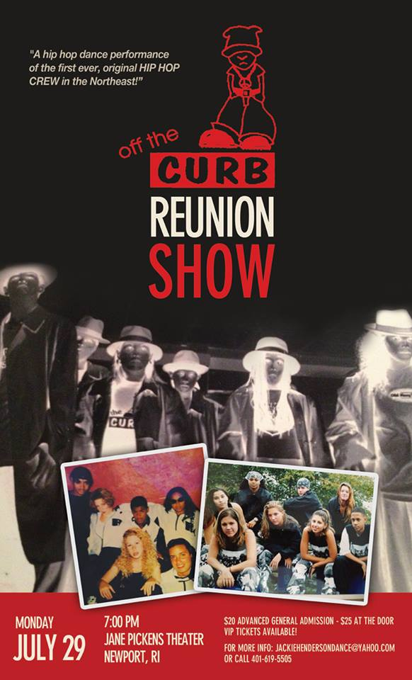 Off the Curb Reunion Show @ Jane Pickens Theater
