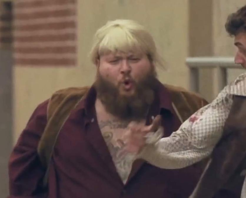 "Action Bronson ""The Symbol"" VIDEO"