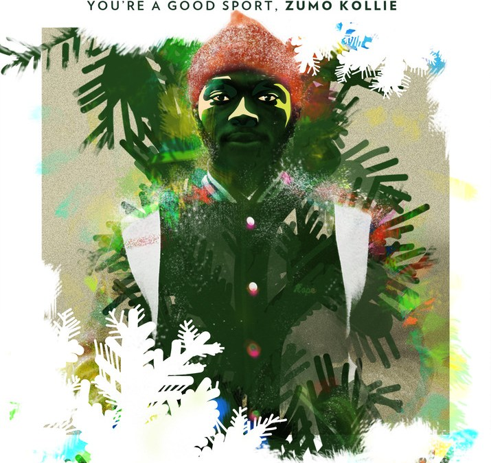 Zumo Kollie – You're A Good Sport, Zumo Kollie EP