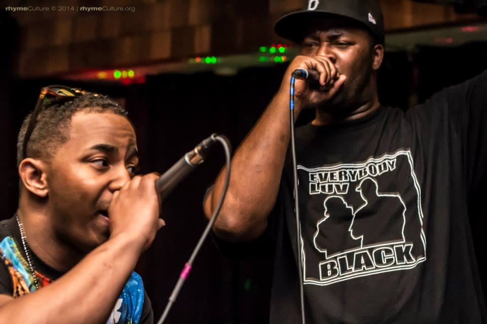 Young Mitch & Freddie Black | Everybody Luv Black | Jimmy's Saloon | Newport, RI