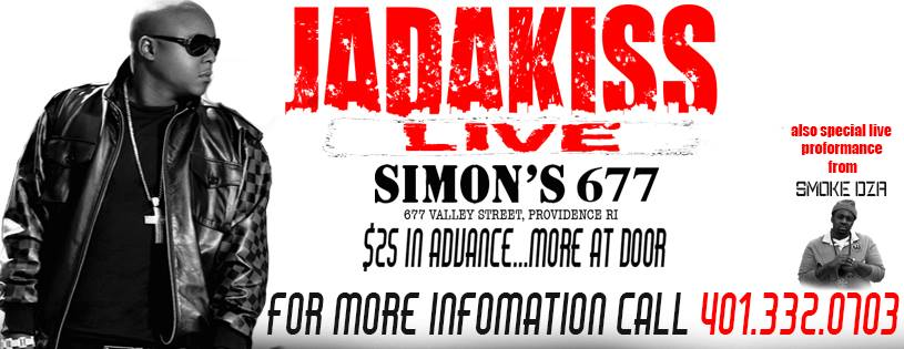 Jadakiss @ Simon's 677 | SATURDAY 1.24.15