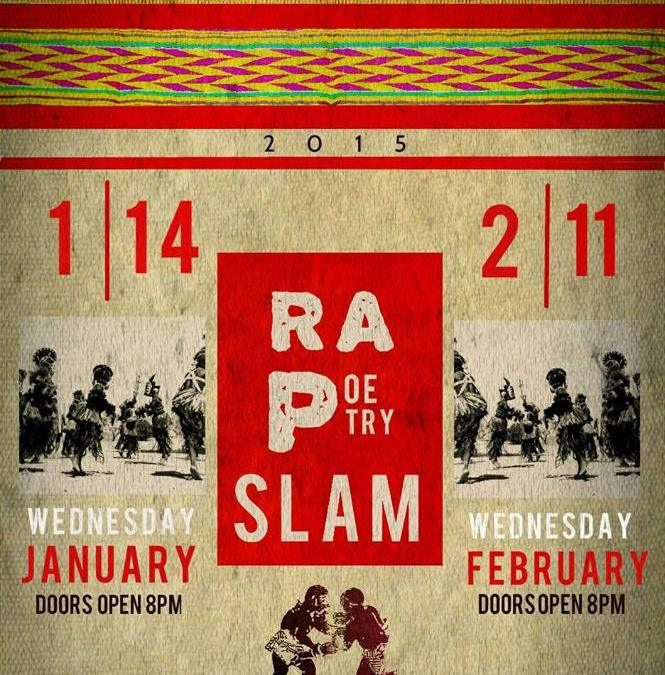 Rap Slam @ Jimmy's Saloon | WEDNESDAY 2.11.15