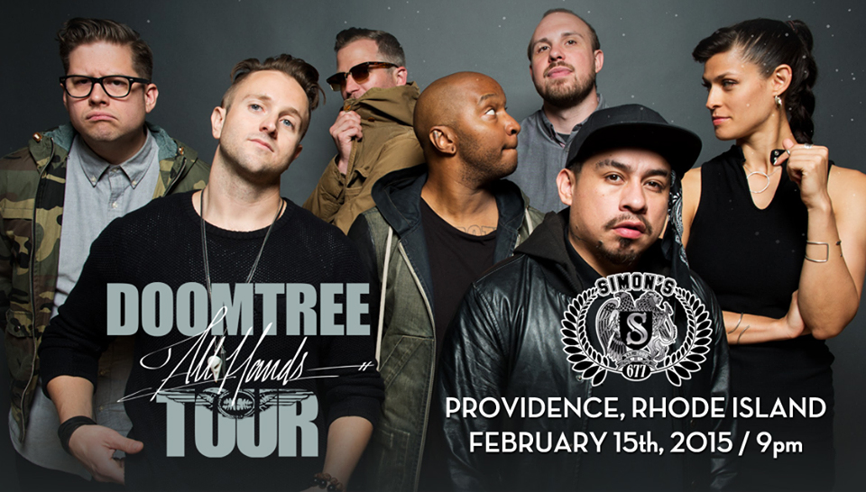 Doomtree @ Simon's 677 | SUNDAY 2.15.15