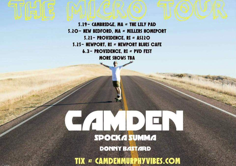 Camden Murphy – The Micro Tour