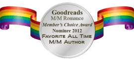 GR M/M 2012 Nominee All Time Fave Author