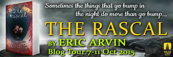 Rascal Blog Tour Banner