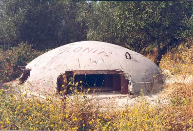 Enver Hoxha, the mad dictator of Albania, filled his country with machine gun bunkers!
