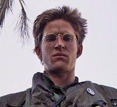 Matthew Modine in Full Metal Jacket