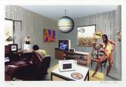 Just what is it that makes today's homes so different? 1992 Richard Hamilton 1922-2011 Presented by the British Broadcasting Corporation 1993 http://www.tate.org.uk/art/work/P11358
