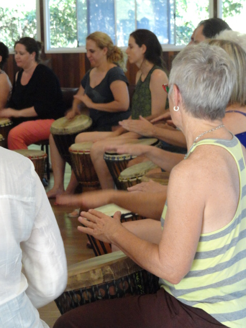 FREE African Drumming classes this week! NEW term starts today!!