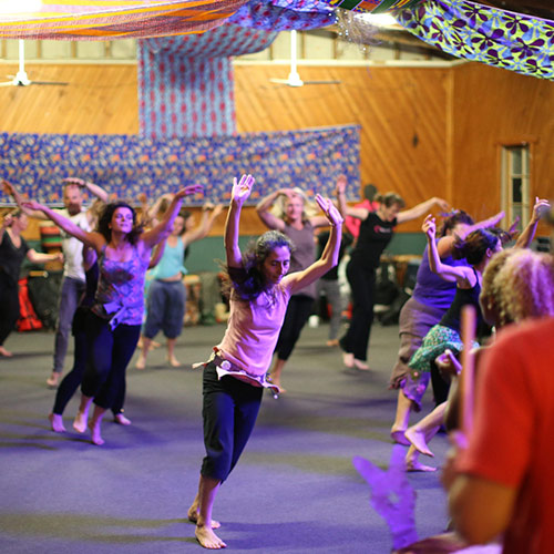 Dance Classes to live drumming on the Sunshine Coast.Get Fit - Have Fun