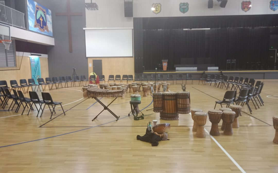 Mt St Patrick College Murwillumbah – West African Culture With Rhythm Culture