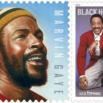 Legendary Icons Marvin Gaye and Gregory Will Be Featured in 2019 Forever Stamps