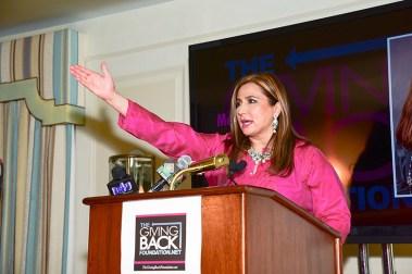 Meera Gandhi== Meera Gandhi's Giving Back Foundation NNYAL Gala Honoring Phylicia Rashad and Suhel Seth== The Carlyle Hotel, NYC== October 8, 2015== ©Patrick McMullan== Photo - Sean Zanni/PatrickMcMullan.com== ==