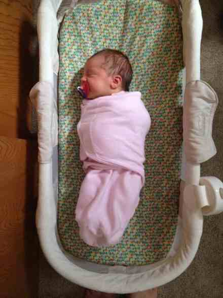 what a newborn really needs (from a mom of 4)