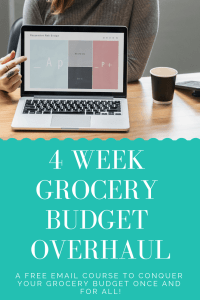Ugh I'm terrible at meal planning!! This free course helped me finally figure out how to meal plan. tons of great meal planning tips for beginners.
