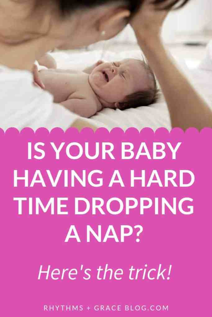 This was a huge lightbulb for me in helping my baby figure out how to get through from 2-1 nap transition. Before I read this, every day was a crapshoot and I had no idea if baby would nap well or when. This totally helped me figure it out - almost instantly our baby nap schedule was back on track!! #parenting #naptime #babytip