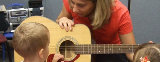 Music Therapy with Autism