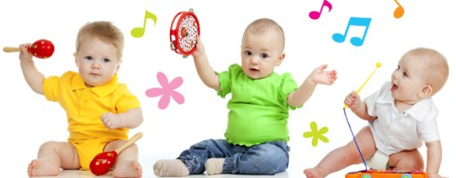 Music With Babies and Toddlers: Part 4 – Recommended Resources