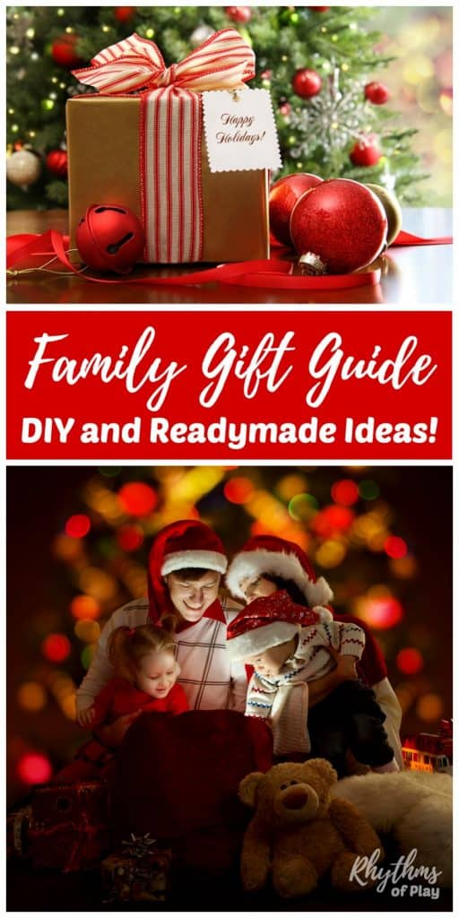 Ultimate Family Gift Guide DIY And Readymade Ideas For
