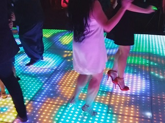 Digital LED Dance floor