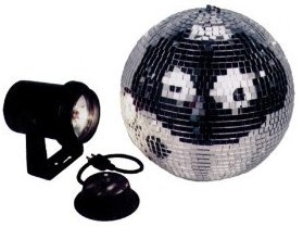 Rent a mirror ball