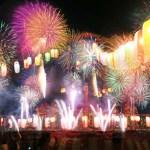 福井の夏の花火一覧