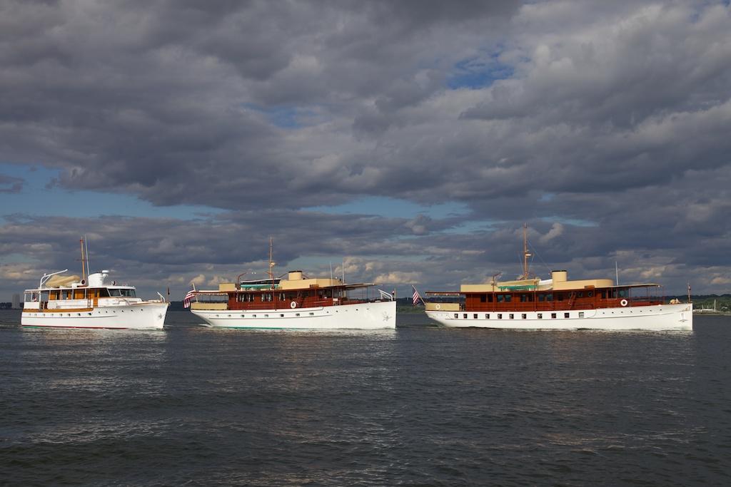 McMillen Yachts Restored Trumpy Fleet Newport RI
