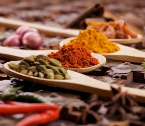 Indian Spices used in Asha's 5