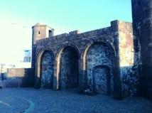 Les fortifications a Essaouira de Mer du disciple de Vauban