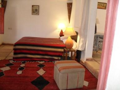 Suite Cannelle chambre