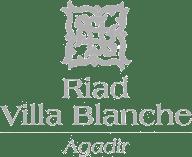 Logo Riad Villa Blanche