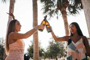 Women get drunker, faster