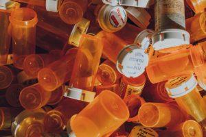 antabuse empty pill bottles