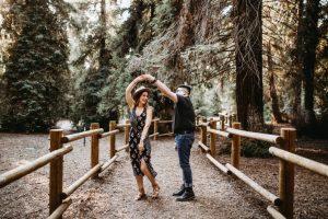 alcohol and women's hormones couple dancing