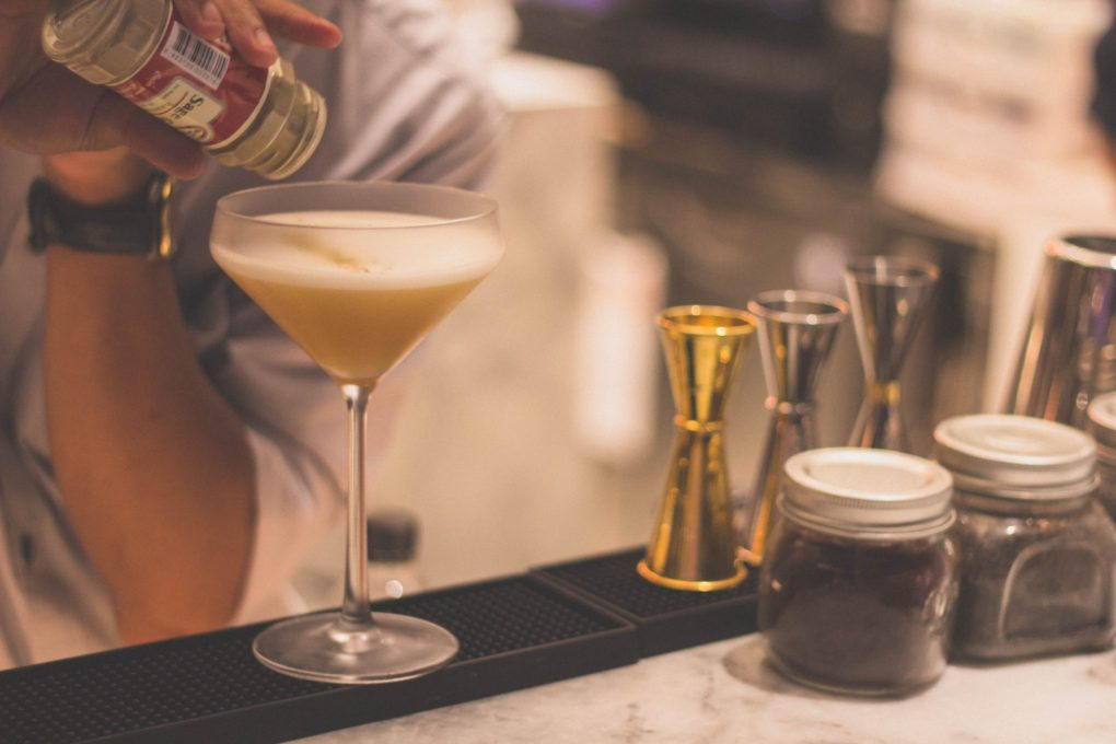 questions to ask yourself about alcohol, mixing drinks